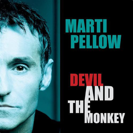 devil and the monkey album cover