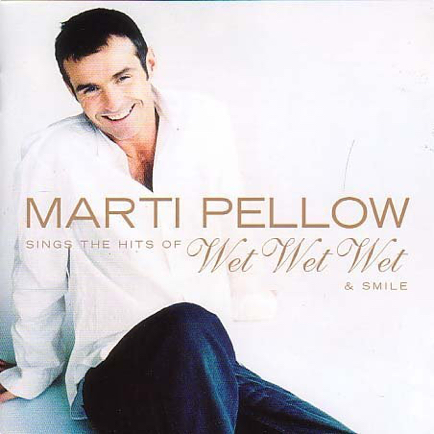 Marti Pellow Sings the Hits of Wet Wet Wet album cover