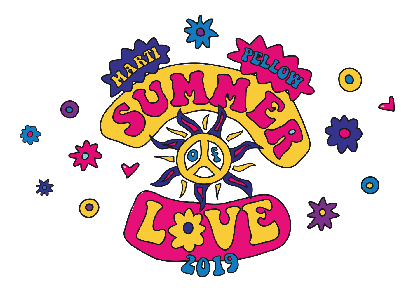 Marti Pellow Summer of Love 2019